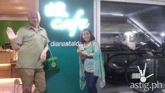 Diana Stalder x Greenman Environmental Efforts