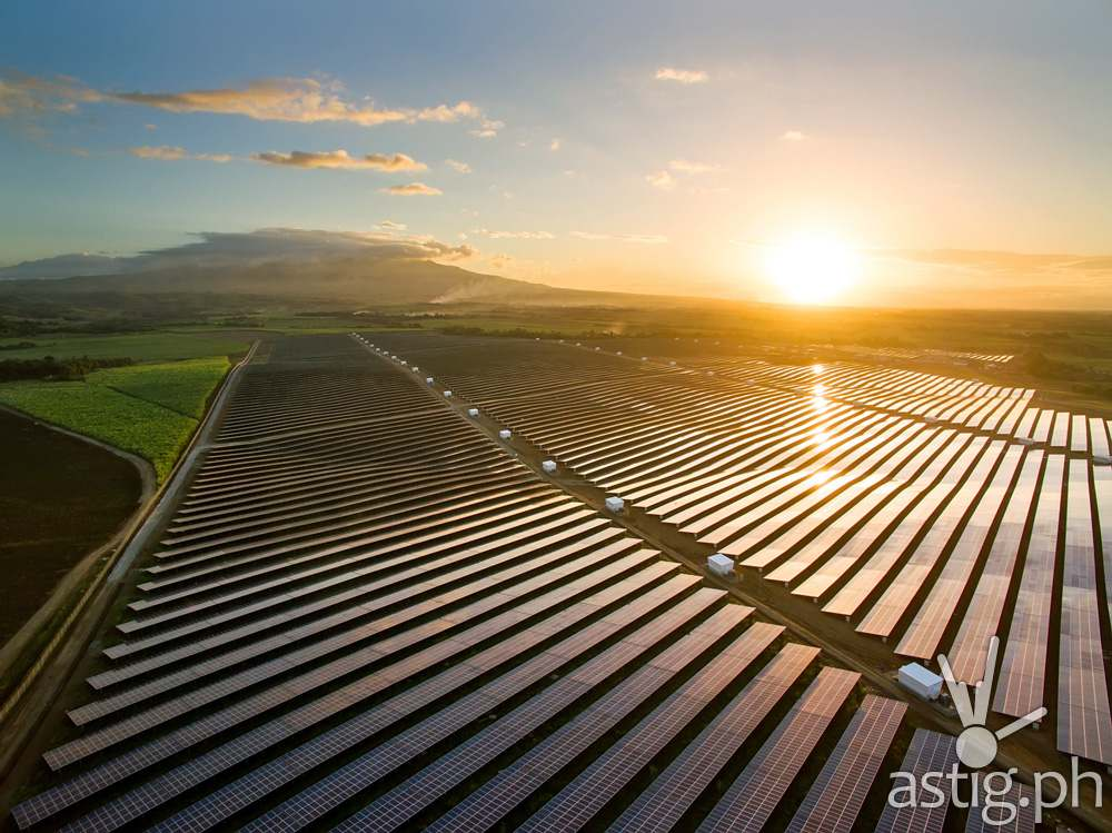 Largest Solar Project in Southeast Asia