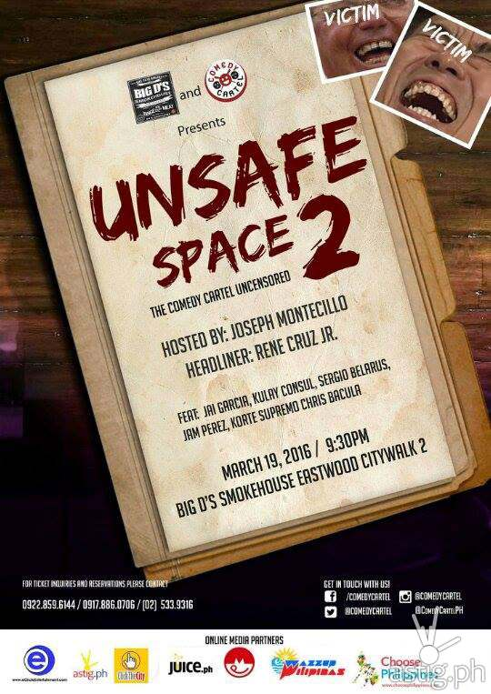 unsafe space 2 by comedy cartel