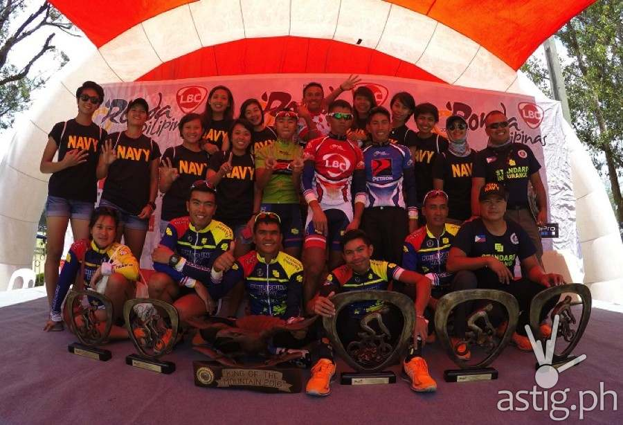 LBC and cycling - pedaling for the nation