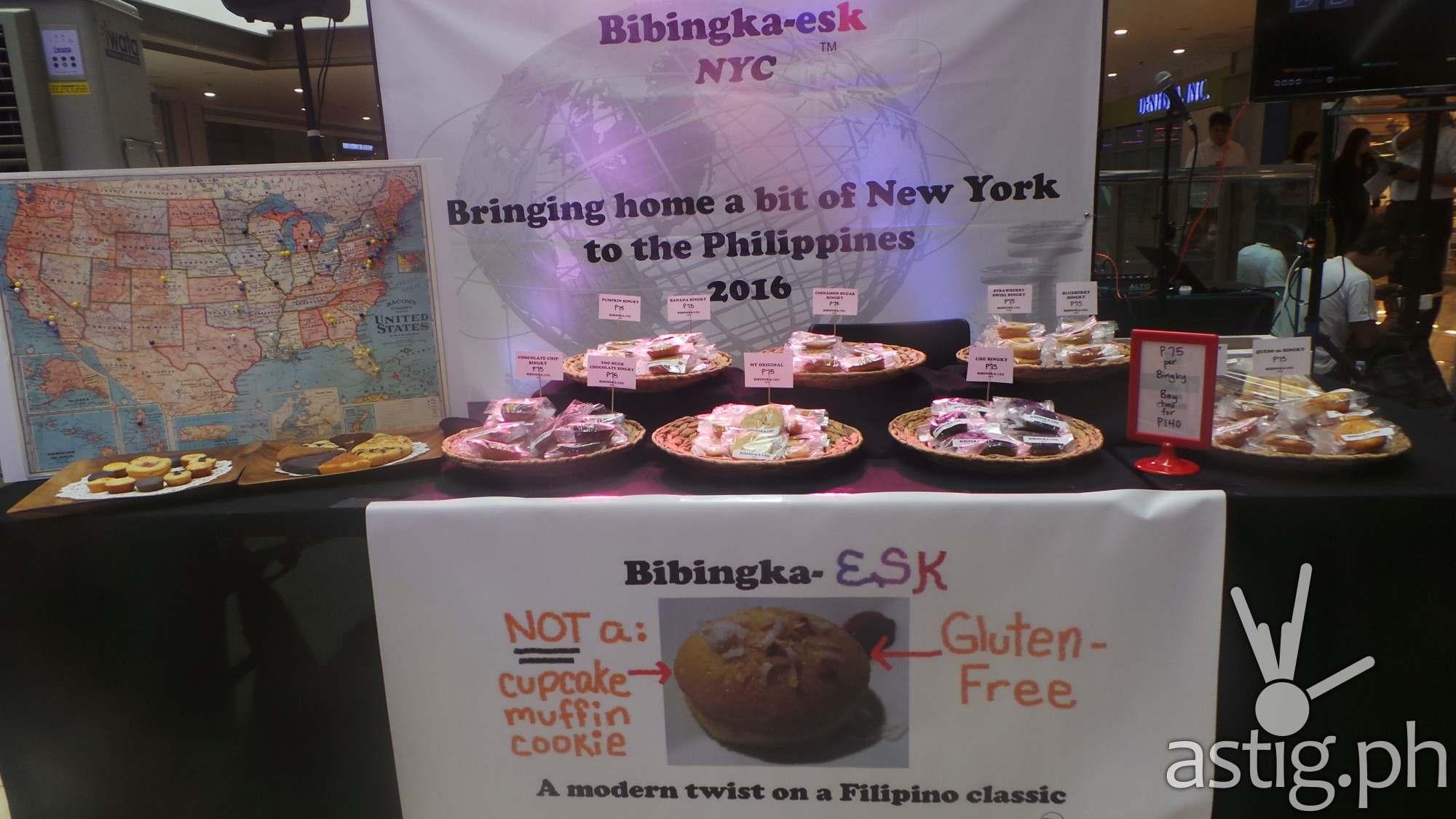 Bibingka-esk