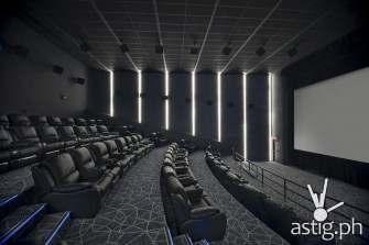 Cinema 2 VIP Theater Dolby Atmos