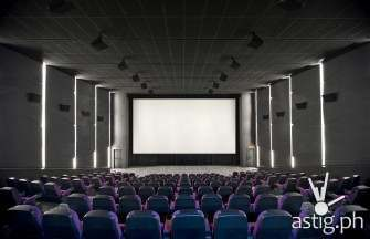 Vista Cinemas opens first and only MX4D Motion EFX Theater in the country at Evia Lifestyle Center
