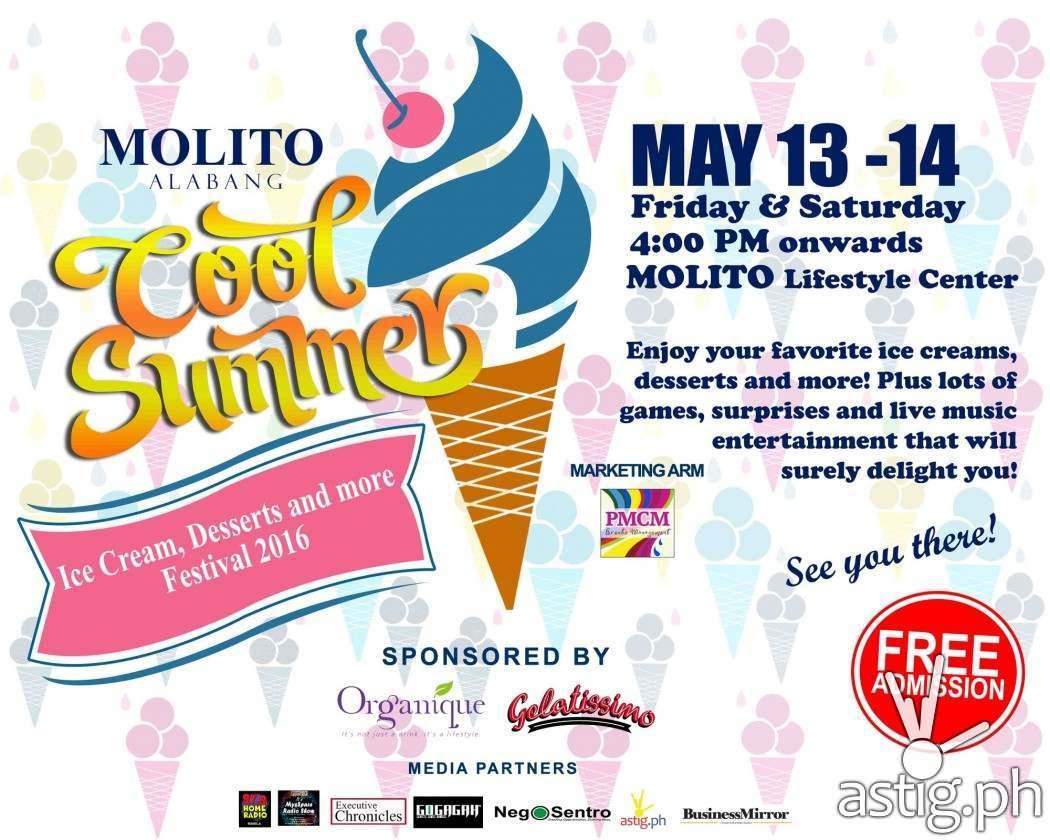 Molito Cool Summer poster
