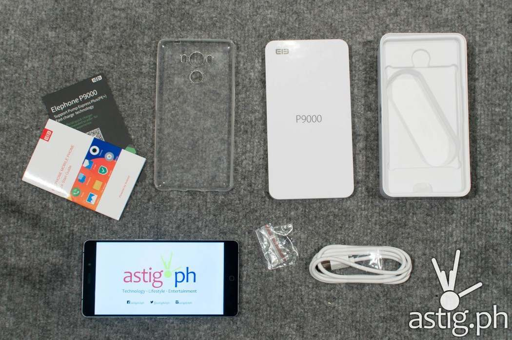 Elephone P9000 is now available on Lazada Philippines