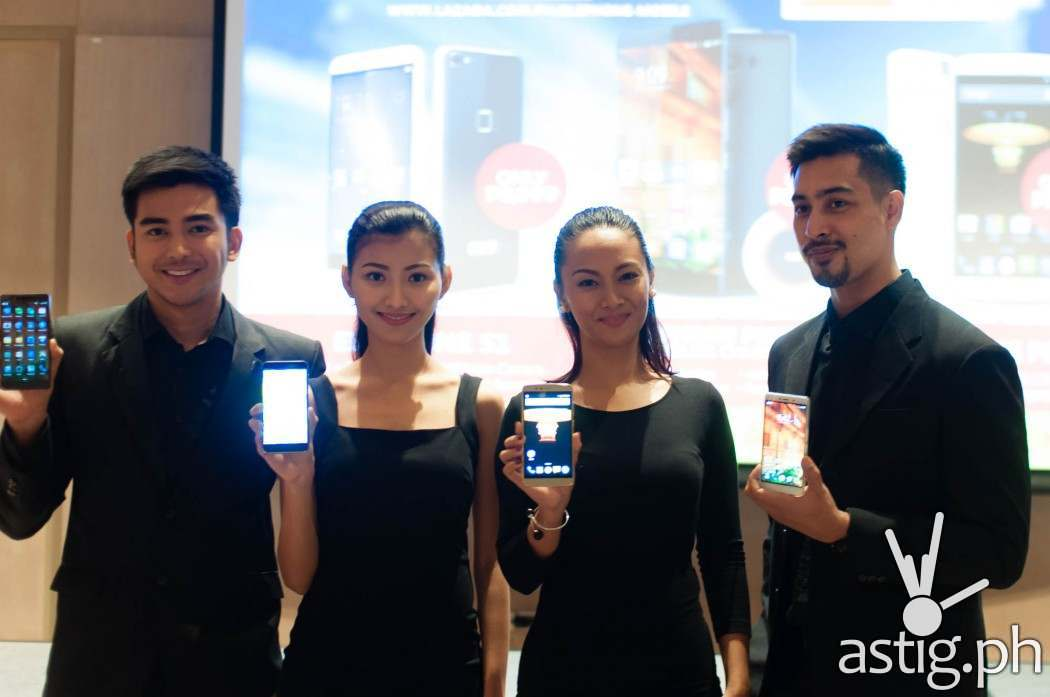 Elephone is now available exclusively on Lazada Philippines
