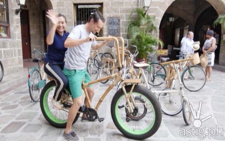 Samahan si Karen Davila ikutin ang Intramuros sakay ng Bambike sa My Puhunan