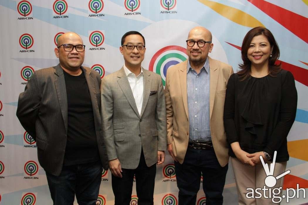 VIVA Entertainment: Vincent Del Rosario, Carlo Katigbak, Vic Del Rosario, Evelyn Raymundo