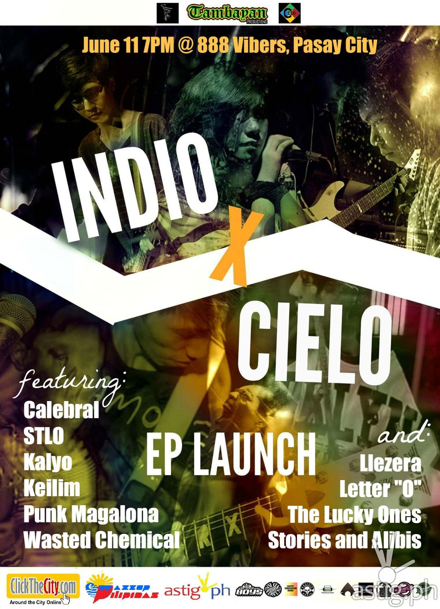 INDIO X CIELO EP launch