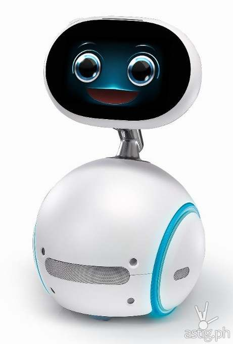 ASUS Zebo robot assistant