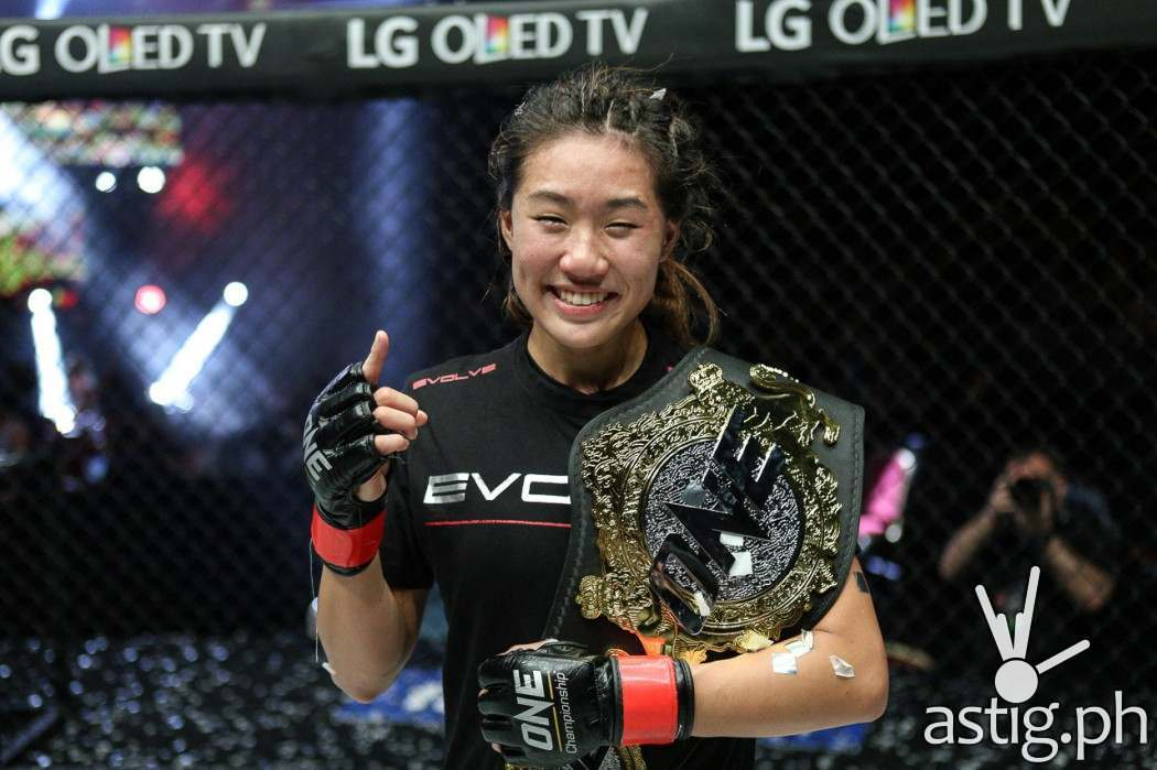 Angela Lee emerges victorious via unanimous decision in ONE: Ascent To Power