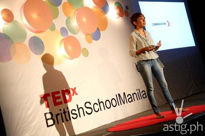 Express Yourself in TEDxBritishSchoolManila