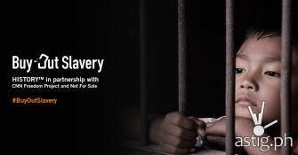 #BuyOutSlavery: campaign against modern day slavery