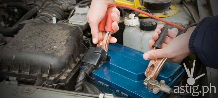 Car Battery Dead Alarm Going Off