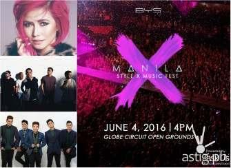 Music Meets Fashion at the Manila X Festival