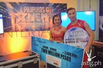 Power Duo is Pilipinas Got Talent season 5 grand winner