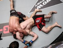 Roger Gracie puts Michal Pasternak to sleep in ONE Ascent To Power