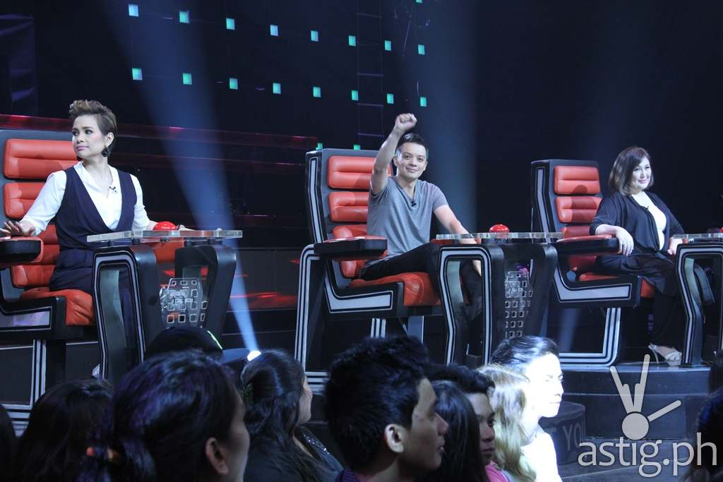 The Voice Kids coaches Lea, Bamboo, and Sharon
