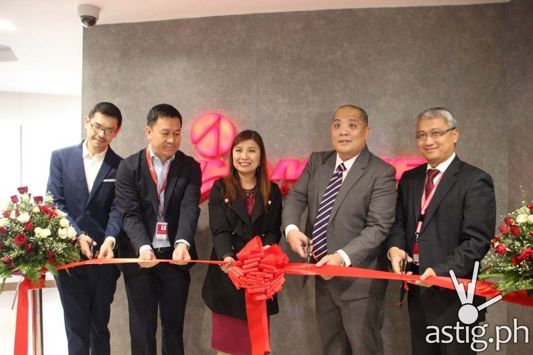 GENESIS: Philam Life's thrust for new generation services - ribbon cutting ceremony