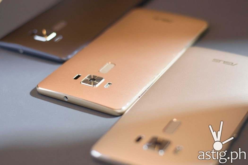 Zenfone 3 Deluxe color variants