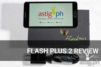 Flash Plus 2 review: unboxing + hands-on [video]
