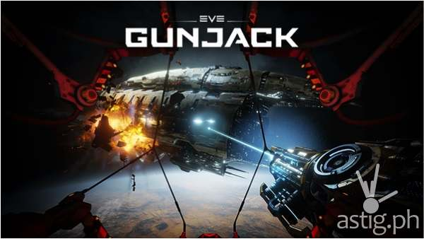 Gunjack for the Samsung Gear VR