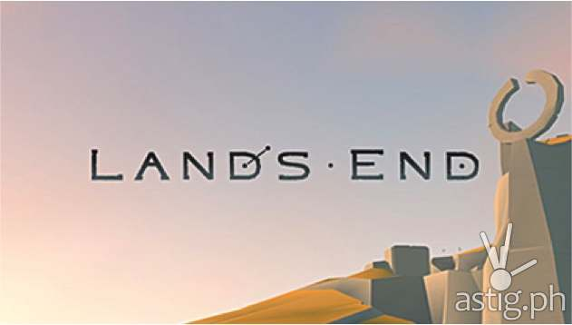 Land's End for the Samsung Gear VR