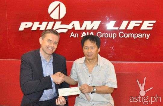 Philam Life Fulfills A Seafarer's Dream