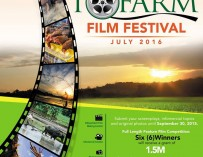 The Tofarm Film Festival of Dr. Milagros Ong-how Makes Farming Cool Once Again