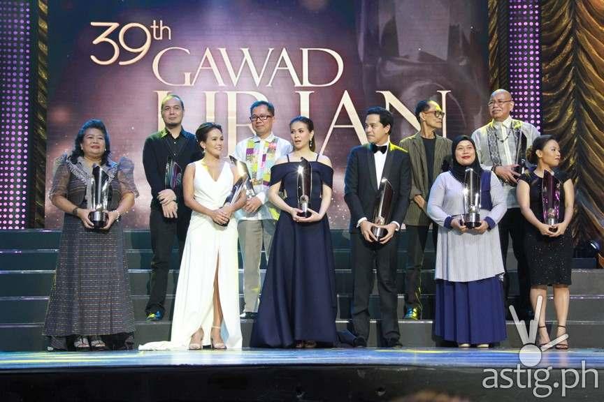 39th Gawad Urian Winners