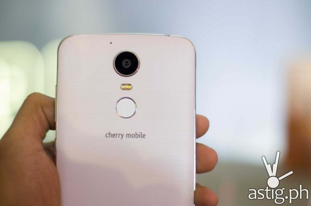 Cherry Mobile M1 has a 21 MP Sony IMX230 camera
