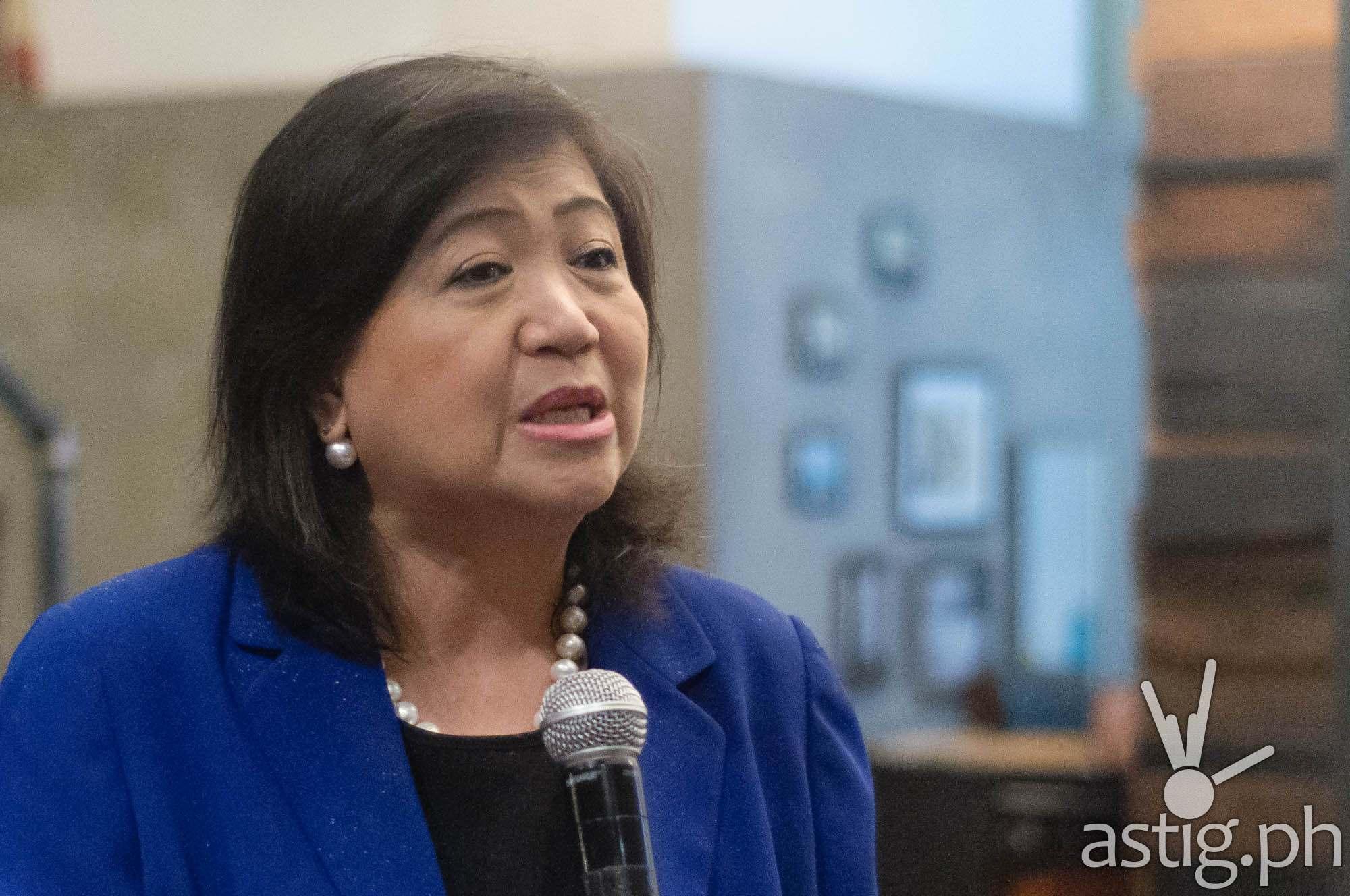 Annie Garcia, President, SM Supermalls