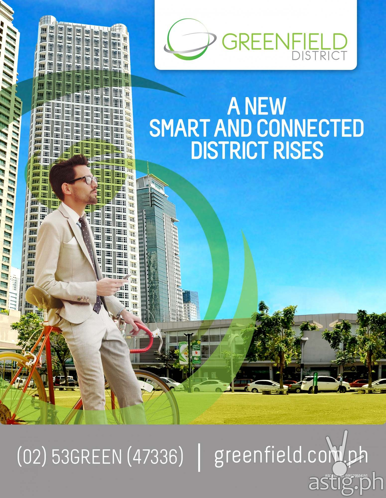 FA GREENFIELD DISTRICT WHOLE PAGE AD