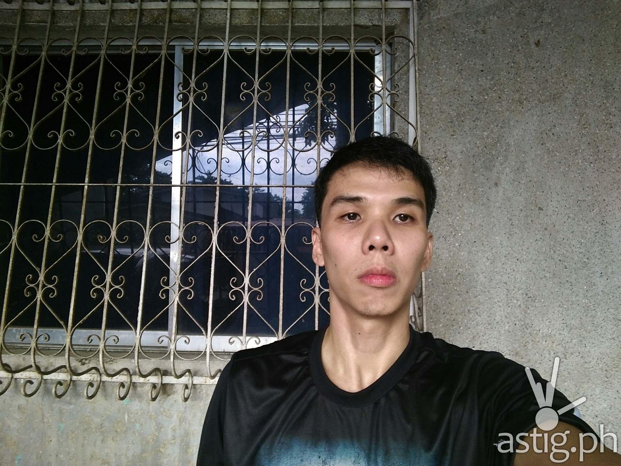 Huawei GR5 sample photo front camera (selfie)