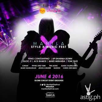 Manila X: what to expect from this year's premier music festival