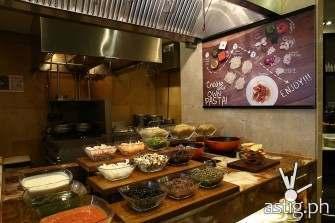 Father's Day Filipino culinary treats at Marriott Manila