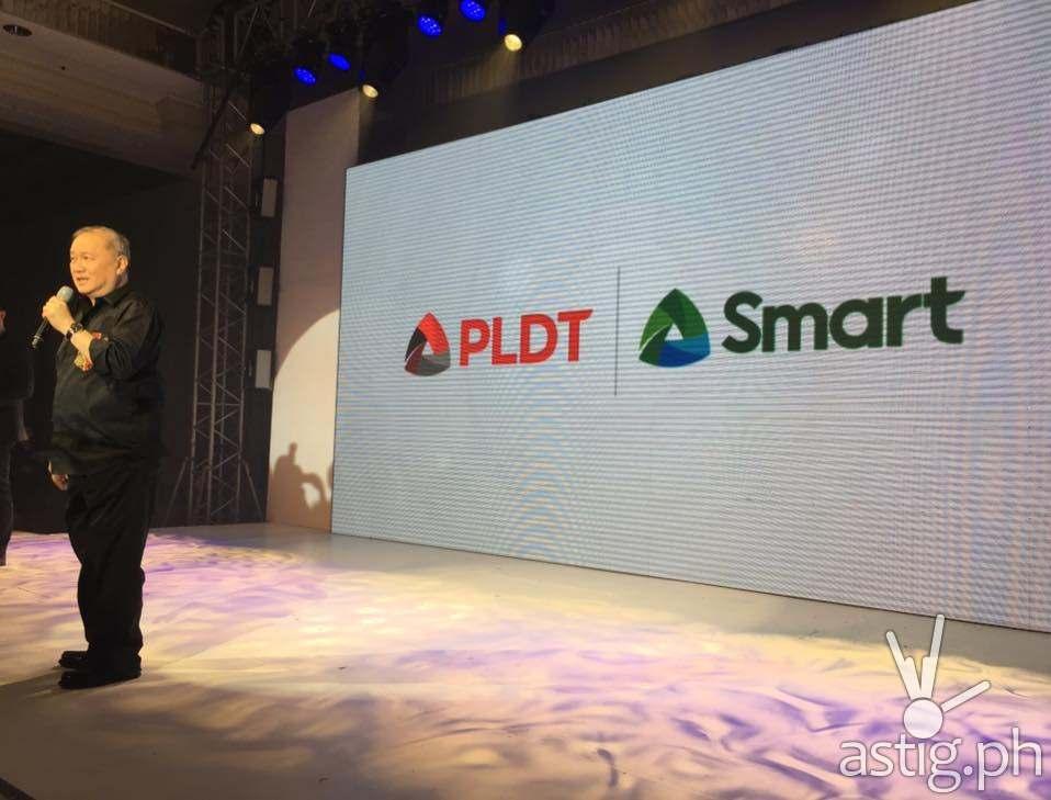 PLDT Smart new logo (photo via Smart-Sun ExRel)