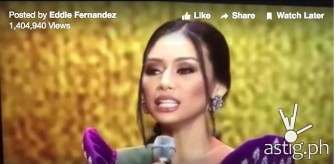 WATCH: Miss Philippines-Earth contestant bashed for failed Q&A response