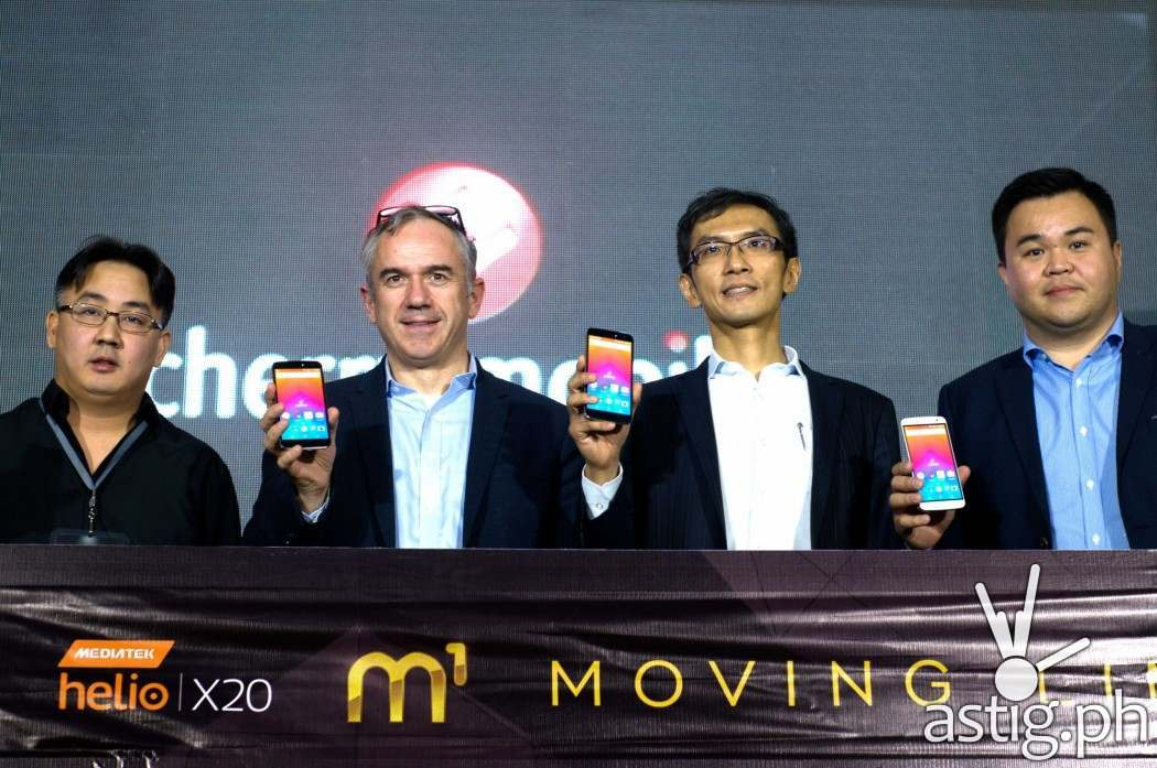 Cherry Mobile M1 launch