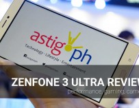 Zenfone 3 Ultra (ZU680KL) review: performance, gaming, camera