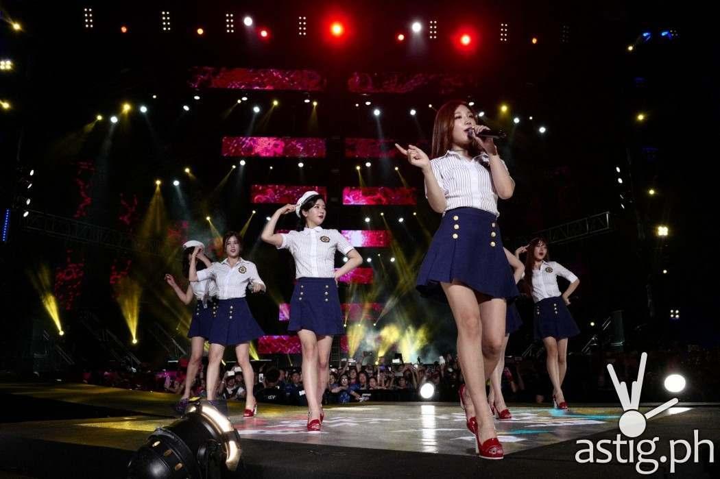 APink MTV Concert