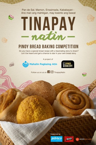 Pilmico partners with Max's Corner and launches Tinapay Natin Pinoy Bread Baking Competition