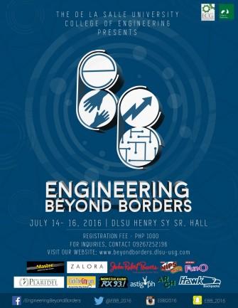 Engineering Beyond Borders by DLSU College of Engineering [event]