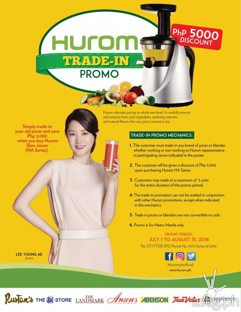 HUROM TRADE-IN PROMO (1)