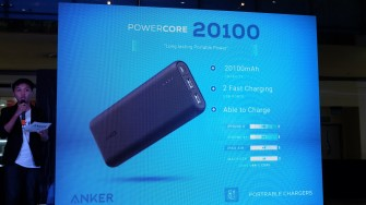 Anker officially lands in the Philippines