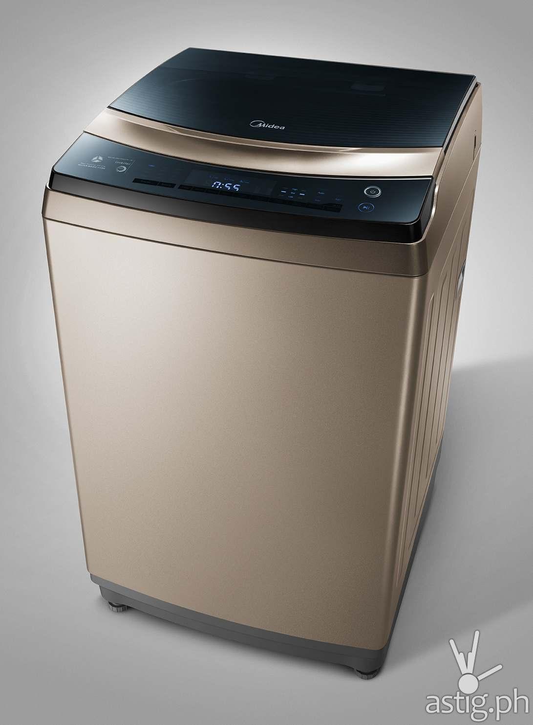 midea washing machine problems