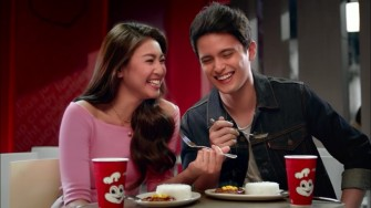 WATCH: JaDine's new sweet-spicy BBQ Burger Steak commercial [video]