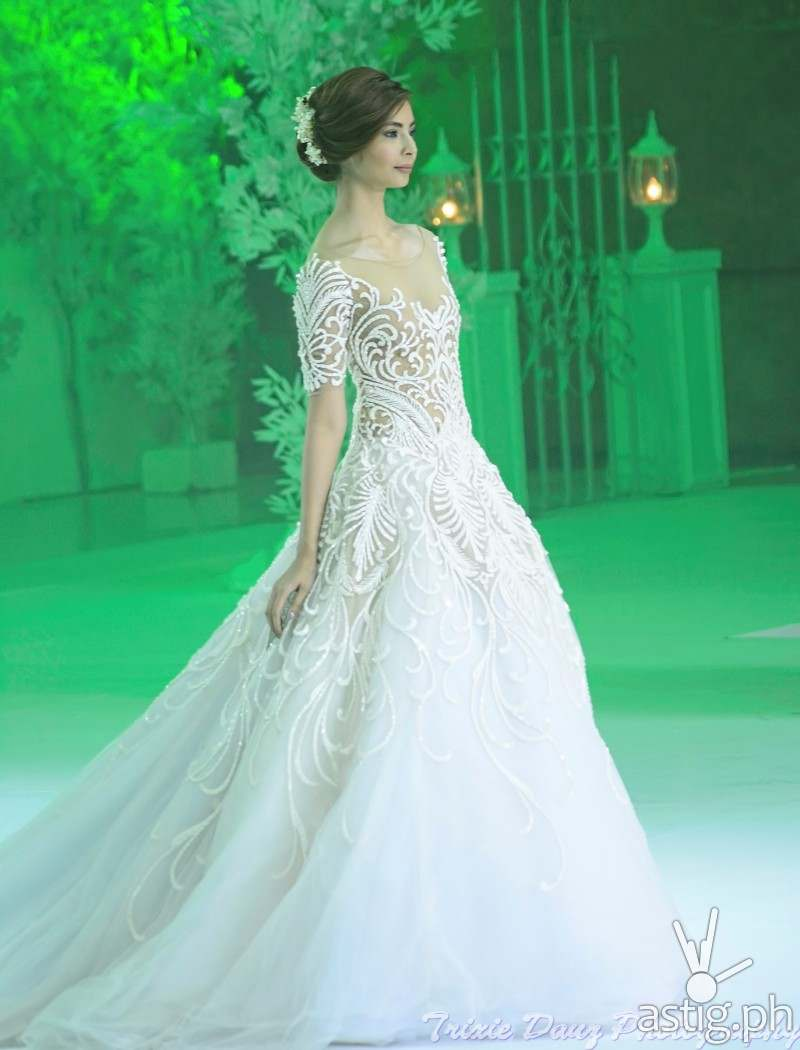 Modern Filipino Wedding Dresses : Best modern wedding gown designs by pinoys showcased at