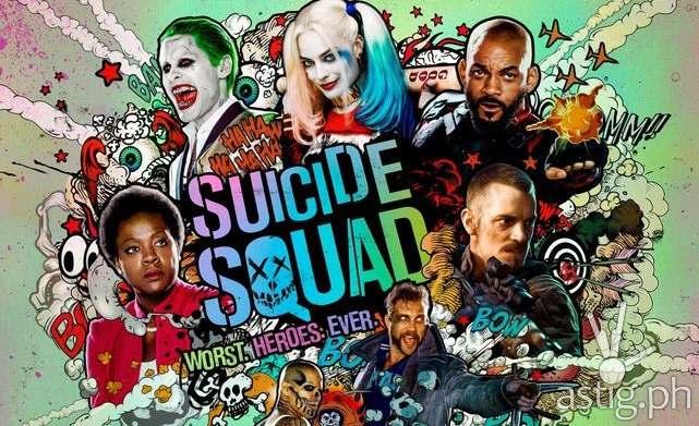suicide squad poster philippines