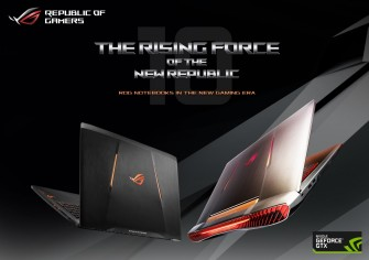GTX 1070-powered gaming laptops from ASUS ROG now available